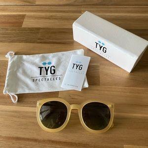 TYG Oversized KIKAI Sunglasses Made in Italy